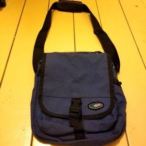 MEC Mountain Equipment Co-op Side Bag Buckle Satchel